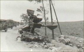 1940 - Remorque Type S à l'abandon