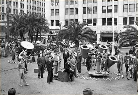 Los Angeles - Août 1941