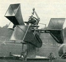 Détecteur acoustique - probable Ge - fin année 1920