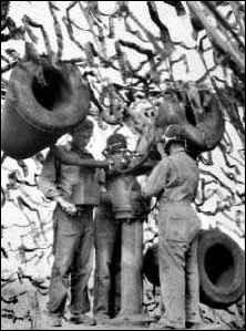 1943 - Pacifique Sound Locator M2