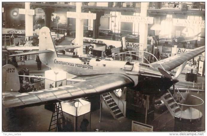 Tupolev Ant 25 de grand raid