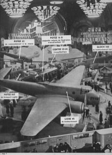 Salon 1938 Paris Match
