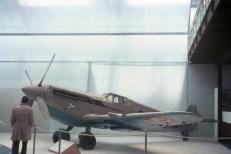 """Casa 2 111 """"Buchon"""" Messerschmitt Bf 109 espagnol à moteur Merlin"""