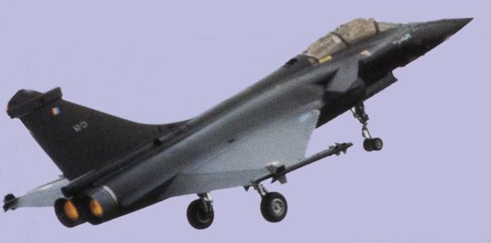 Dassault Rafale C01