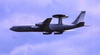 Boeing E3A Sentry