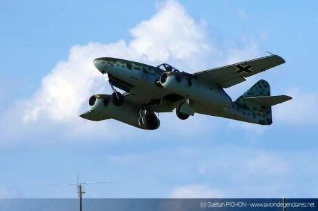 AIR14-Payerne-Me-262-decollage