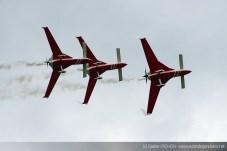 Patrouille REVA - Meeting Armée de l'Air - Nancy 2014