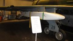 Bombkapsel à sous munitions Mölner du viggen