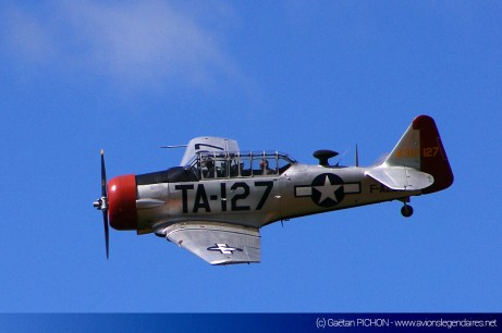 North American T-6 Texan-