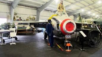 Saab J29F Tunnan