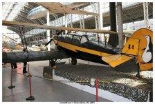 Stampe SV-4B - Musée de l'Air - Bruxelles