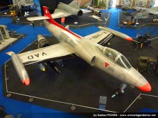 Flug und Fahrzeugwerke (FFA) P.16 Mk.III