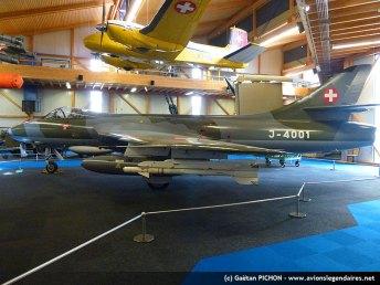 Hawker Hunter F.58A