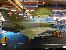 Dassault Mirage III RS