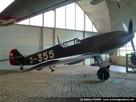 Messerschmitt Bf-109E-3