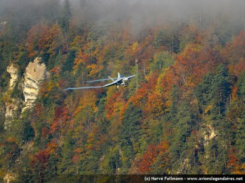 McDonnell Douglas F/A-18 Hornet - Meiringen