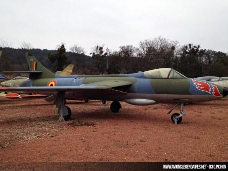 Hawker Hunter F4