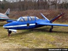 Fouga CM.170 Magister - Patrouille de France