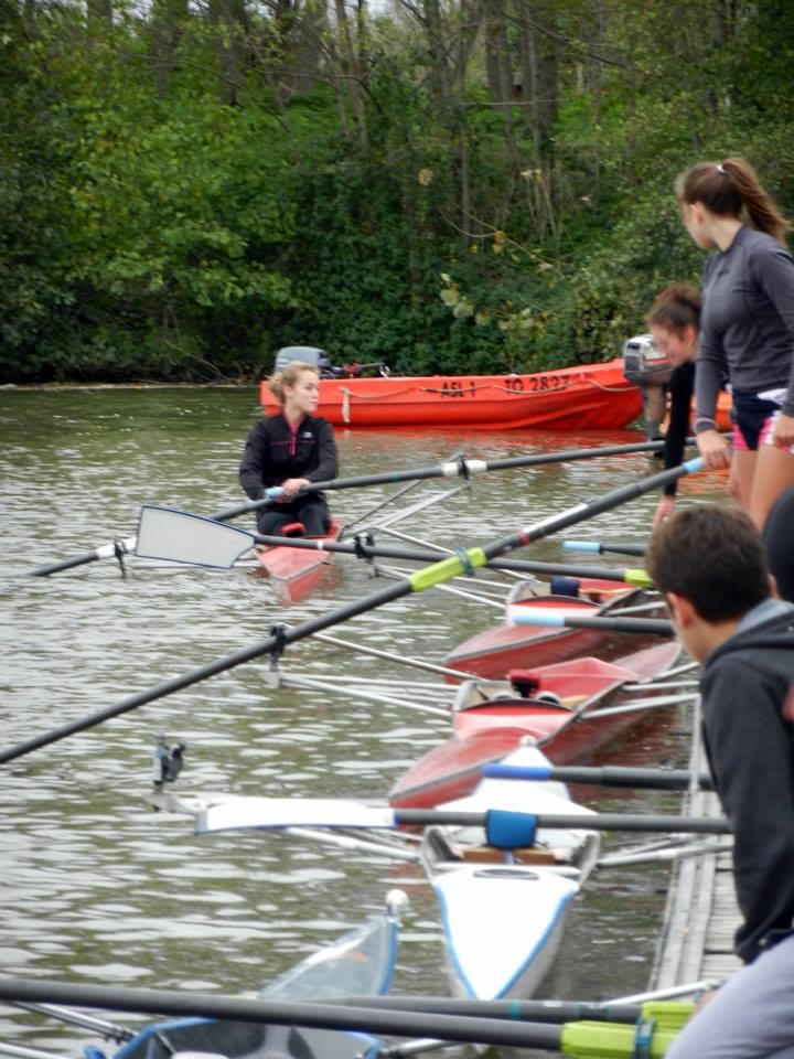 1re TDR St Livrade 2013 Cognac Yacht Rowing Club