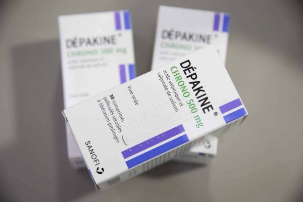 Ácido valproico - Depakine