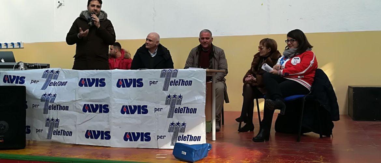 """L'Avis incontra gli studenti dell' ITCGT Liceo """"G. B. Falcone"""" di Acri"""