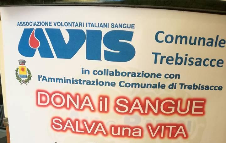 Trebisacce: l'Avis intensifica la raccolta sangue (da Sibarinet.it)