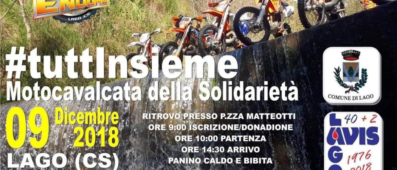 """Avis Lago: raccolta fondi emergenza maltempo """"INSIEME RICOMINCIAMO"""""""
