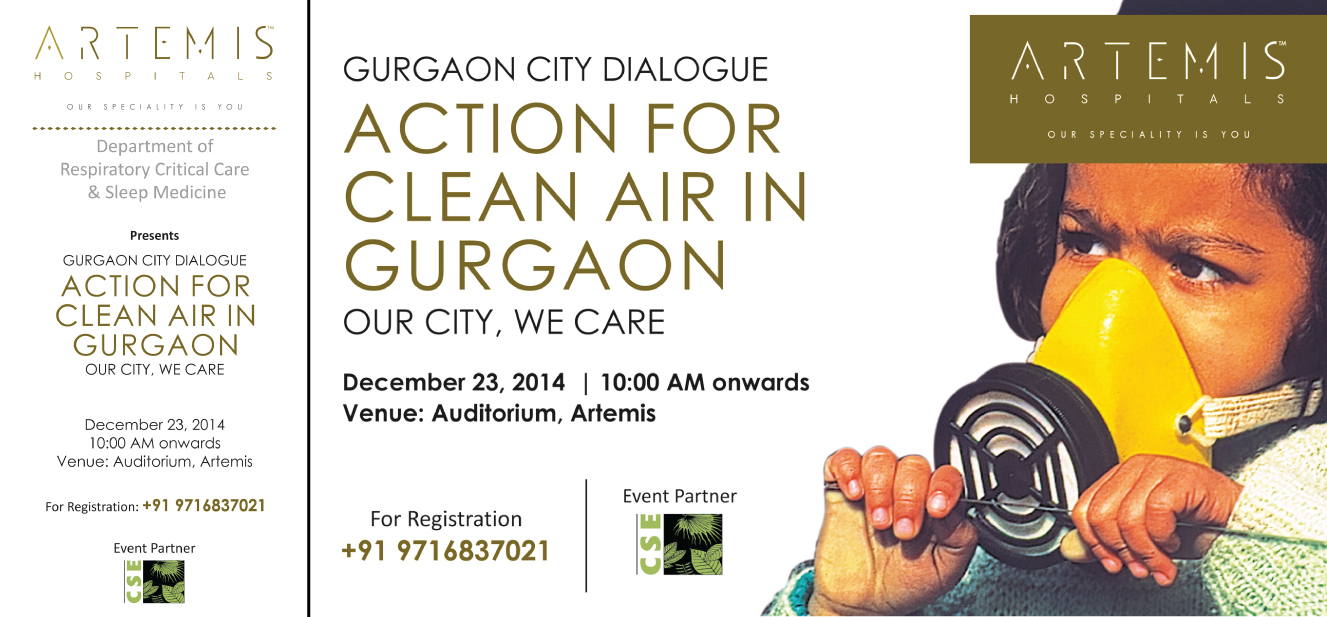 Our City, We Care: Action for Clean Air  December 23, 2014