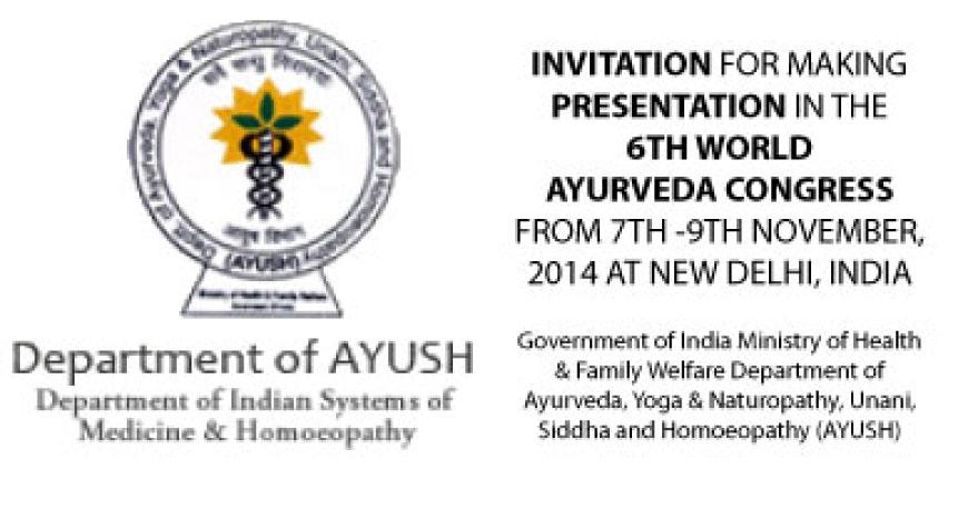 Dr Himanshu Garg invited to address on  Ayurveda and Sleep Medicine on 7th Nov