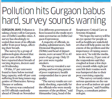Deccan Herald 19th Nov 2015