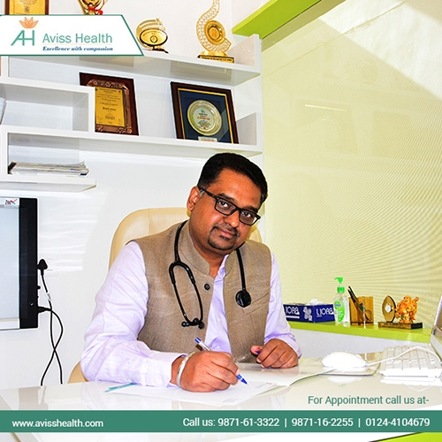 Dr. Himanshu Garg - Sleep Specialist, Aviss Health