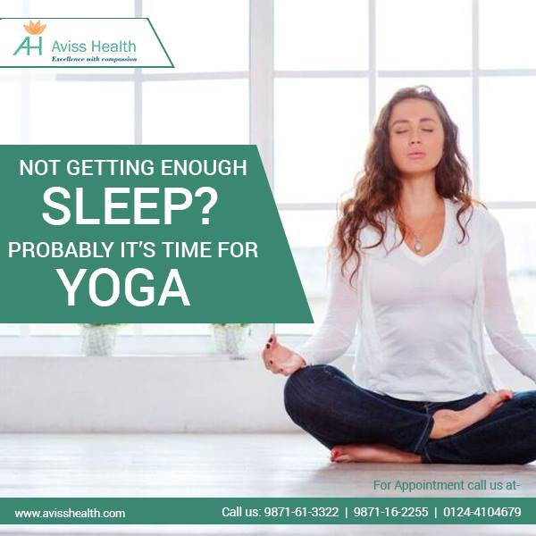 Can Yoga Help in Sleeping Better?