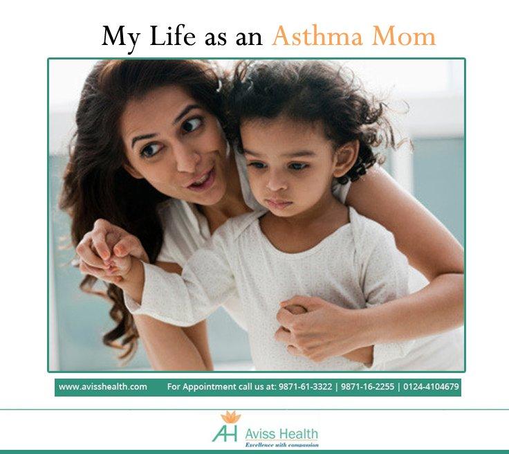 My Life as an Asthma Mom