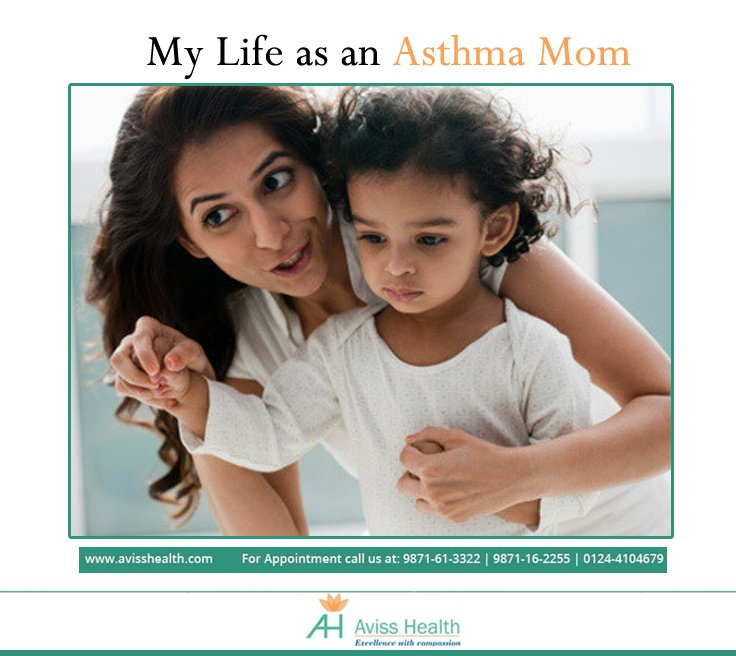 My Life as an Asthma Mom