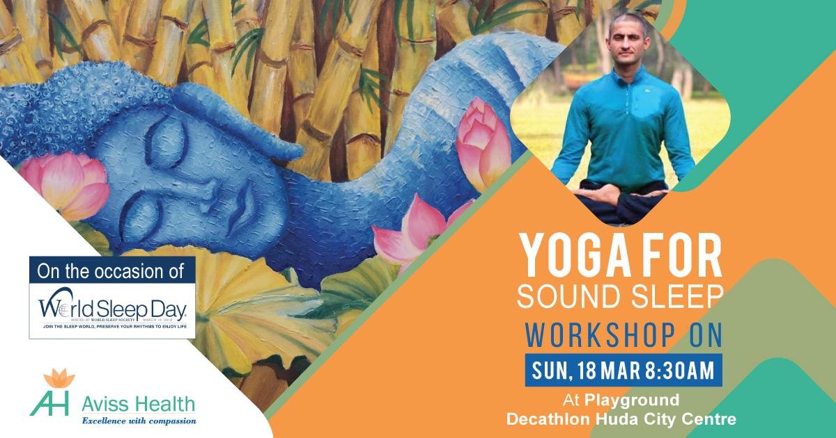 Yoga for Sound Sleep