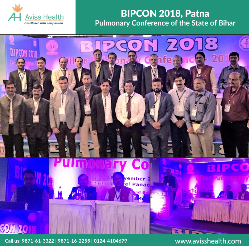 BIPCON 2018, Patna Pulmonary Conference of the State of Bihar