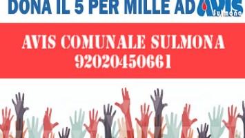AVIS SULMONA5x1000-2019