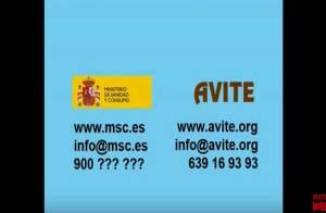 CAMPAÑA COMUNICACION AVITE SPOT TV Y CARTEL