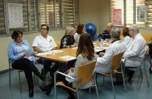 CHARLA-A MEDICOS CENTROS DE SALUD ALCANTARILLA MURCIA 3