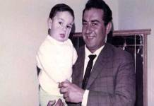 Resultado de búsqueda talildomida Grunenthal Pharma nacer sin brazos Rafael Basterrechea padre