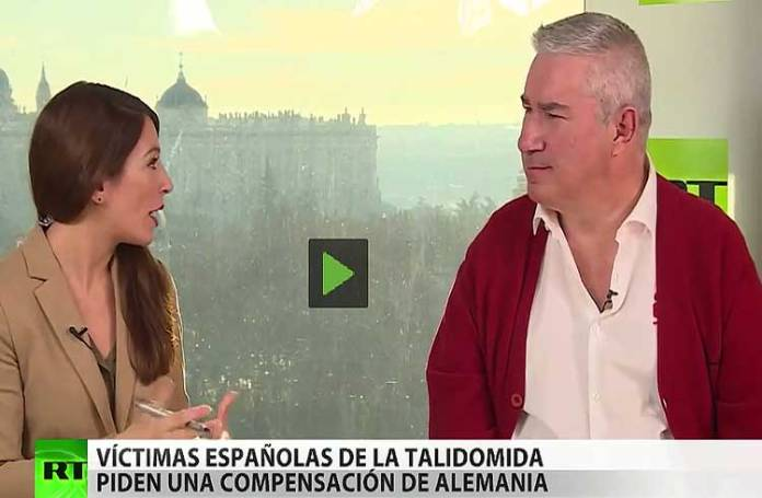 Resultado de búsqueda talidomida grunenthal fin de año RT TV