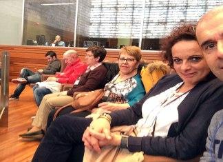 Resultado de búsqueda talidomida grunenthal Ayer 8 de marzo se aprobó PNL en las Cortes de Castilla y León en favor afectados por talidomida por unanimidad.