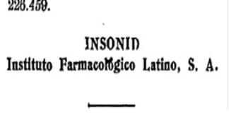 Resultado de búsqueda talidomida Grünenthal Fechas y documentos claves de la talidomida en España