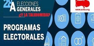 La talidomida no aparece en los programas 63 años después Grunenthal Estos son los hashtags que están utilizando y moviendo en las redes sociales en la campaña electoral. Compártelos tu también: #Avite #talidomida #28A #28Abril #YoVotoGrunenthal #EleccionesGenerales2019 #LaEspañaQueQuieres #110compromisosPSOE #Elecciones2019 #LaEspañaQueQuieres #HazQuePase #ValorSeguro #VamosCiudadanos #LaHistoriaLaEscribesTu #EspañaLoPrimero #PorEspaña #EspañaViva @PSOE @PPopular @CiudadanosCs @ahorapodemos @vox_es #PSOE #PP #CIUDADANOS #PODEMOS #VOX