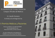Entrega Premio Médicos y Pacientes 27 septiembre a AVITE