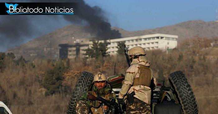 """CASTIGANDO A EE.UU: Grupo terrorista """"asume responsabilidad"""" de incendio"""