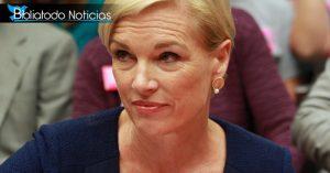 Cecile Richards, Directora de Planned Parenthood