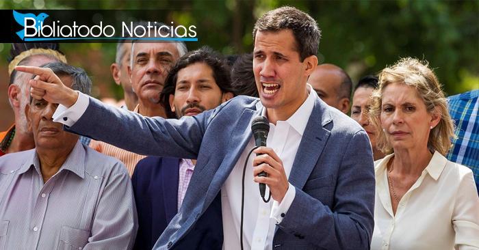 """""""Restablecimiento de relaciones entre Venezuela e Israel está en marcha"""" dice Juan Guaidó"""