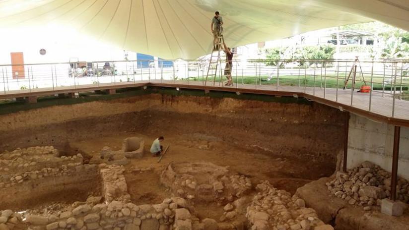 HALLAZGO: Revelada existencia romana en ciudad bíblica mucho antes de lo que describe la Biblia