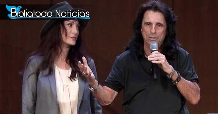 INESPERADO: Alice Cooper revela detalles sobre su conversión a Cristo